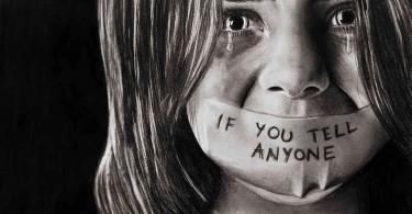 التحرش الجنسى للأطفال