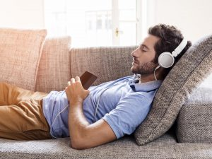 health wellness balanced living healthy home music to soothe and relax 2716x1810 000077028605